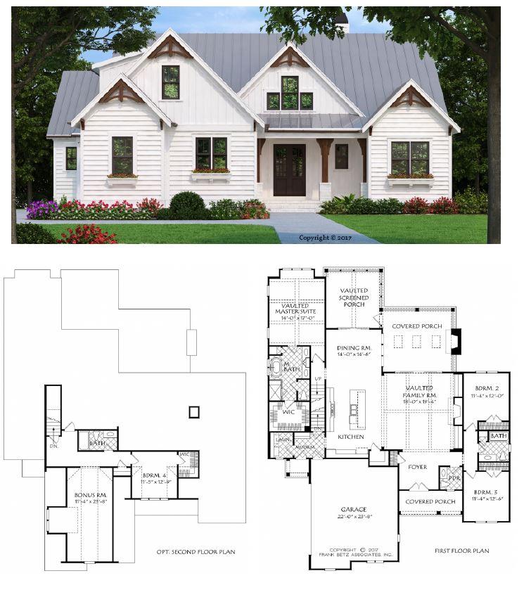 Currahee Home Builders Floor plans